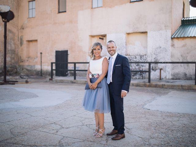 La boda de Fer y Laura en Otero De Herreros, Segovia 58