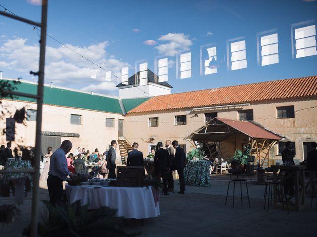 La boda de Fer y Laura en Otero De Herreros, Segovia 60