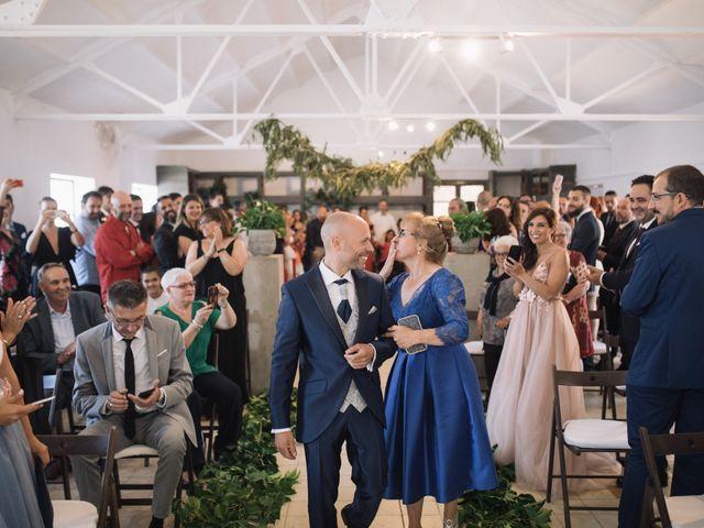 La boda de Fer y Laura en Otero De Herreros, Segovia 65