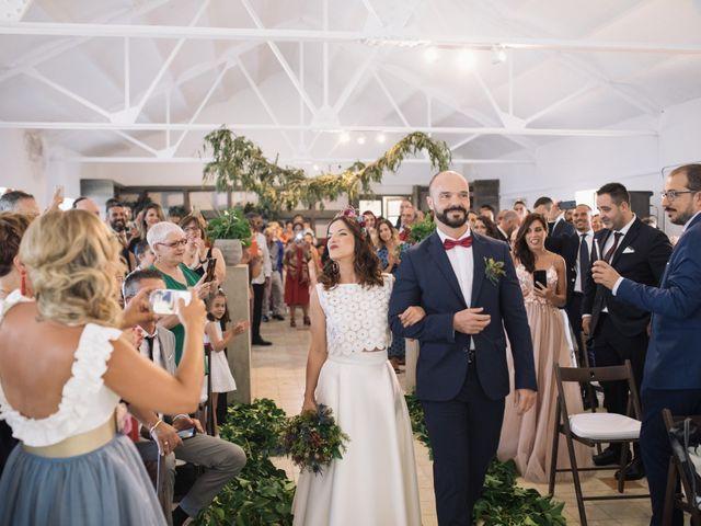 La boda de Fer y Laura en Otero De Herreros, Segovia 68