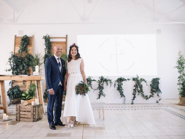 La boda de Fer y Laura en Otero De Herreros, Segovia 69