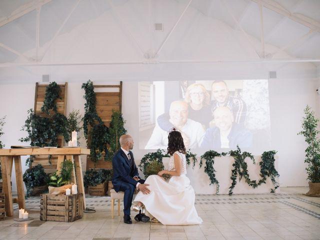 La boda de Fer y Laura en Otero De Herreros, Segovia 70