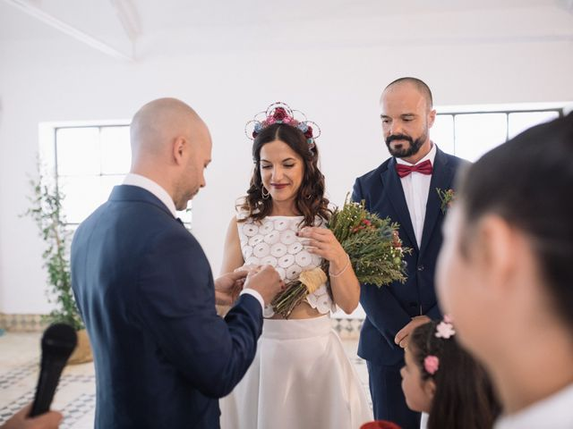La boda de Fer y Laura en Otero De Herreros, Segovia 76