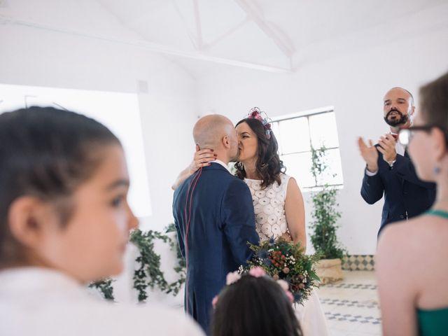 La boda de Fer y Laura en Otero De Herreros, Segovia 78