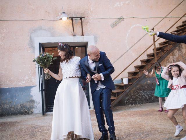 La boda de Fer y Laura en Otero De Herreros, Segovia 82
