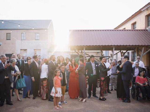 La boda de Fer y Laura en Otero De Herreros, Segovia 83