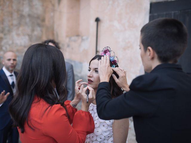 La boda de Fer y Laura en Otero De Herreros, Segovia 84