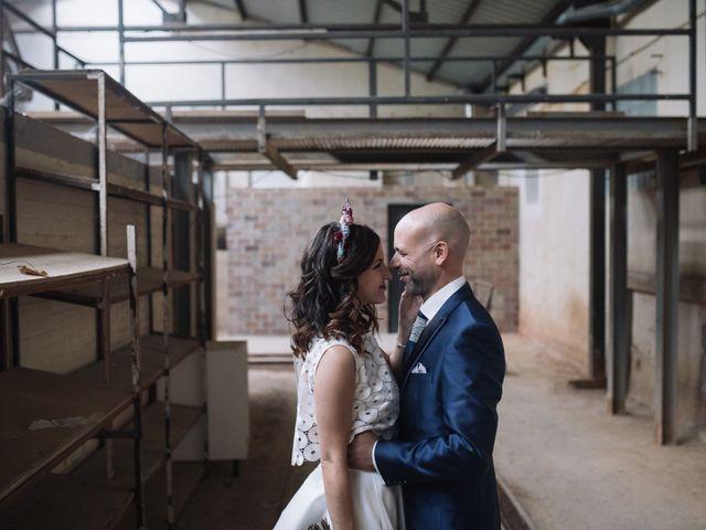 La boda de Fer y Laura en Otero De Herreros, Segovia 85