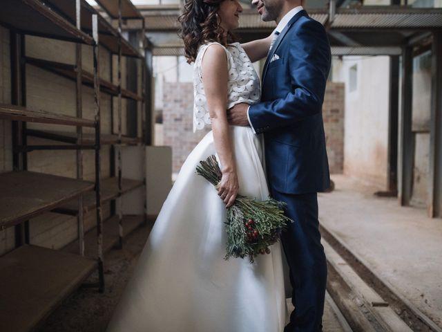 La boda de Fer y Laura en Otero De Herreros, Segovia 86