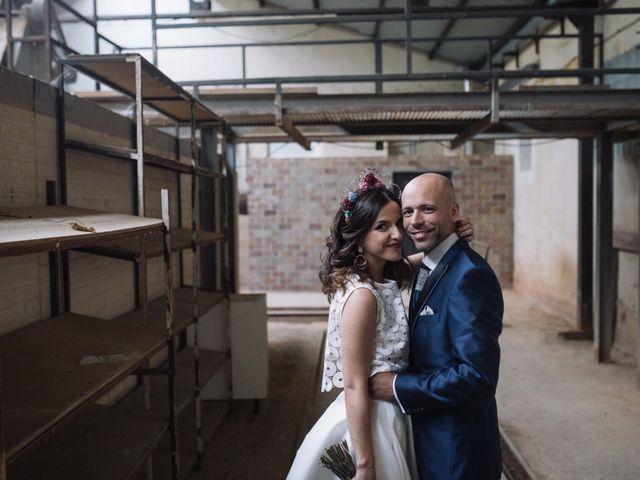 La boda de Fer y Laura en Otero De Herreros, Segovia 87