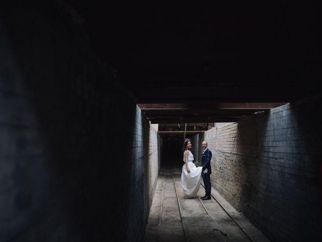 La boda de Fer y Laura en Otero De Herreros, Segovia 89