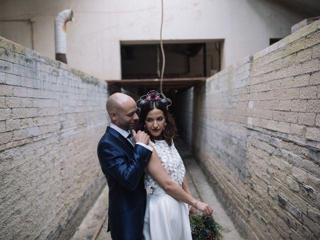 La boda de Fer y Laura en Otero De Herreros, Segovia 90