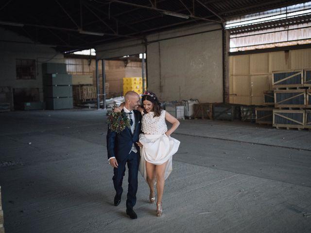 La boda de Fer y Laura en Otero De Herreros, Segovia 95