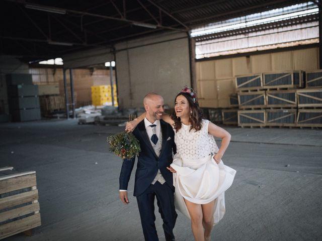 La boda de Fer y Laura en Otero De Herreros, Segovia 96