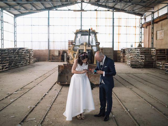 La boda de Fer y Laura en Otero De Herreros, Segovia 97