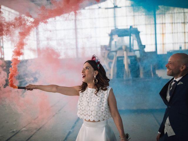 La boda de Laura y Fer