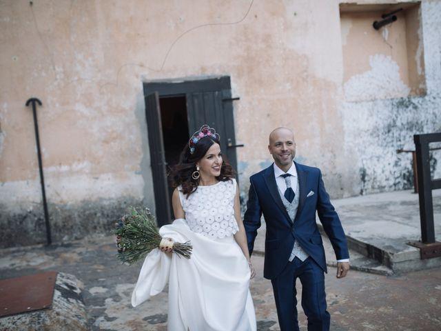 La boda de Fer y Laura en Otero De Herreros, Segovia 101