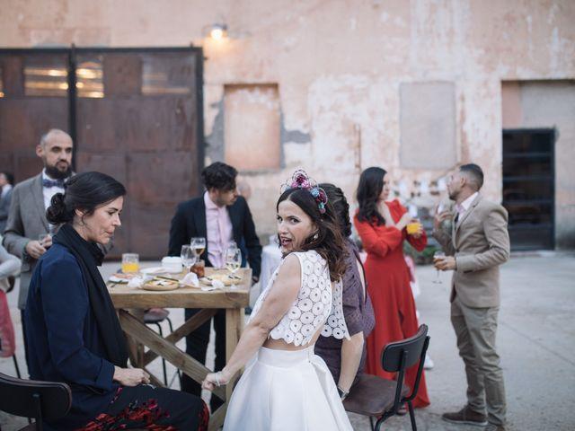La boda de Fer y Laura en Otero De Herreros, Segovia 105