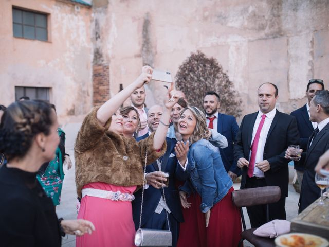 La boda de Fer y Laura en Otero De Herreros, Segovia 106