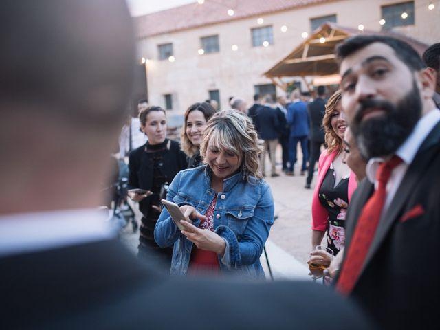 La boda de Fer y Laura en Otero De Herreros, Segovia 107