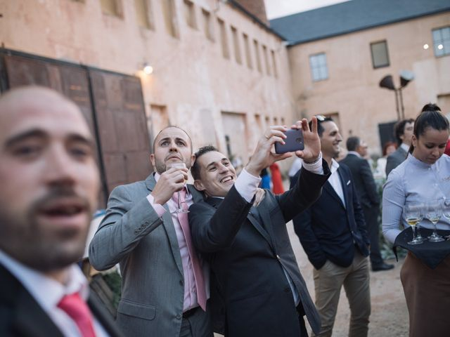La boda de Fer y Laura en Otero De Herreros, Segovia 108