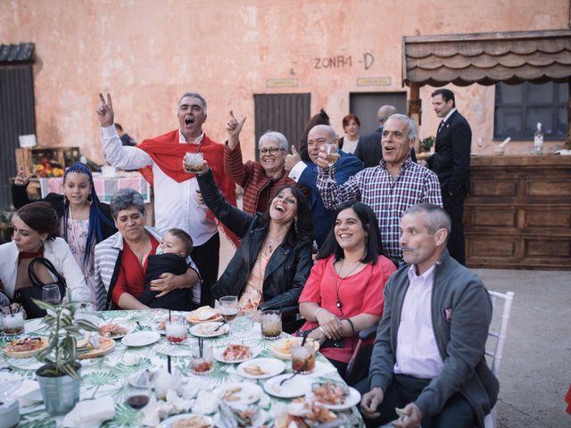 La boda de Fer y Laura en Otero De Herreros, Segovia 111