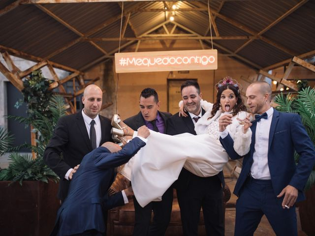 La boda de Fer y Laura en Otero De Herreros, Segovia 115