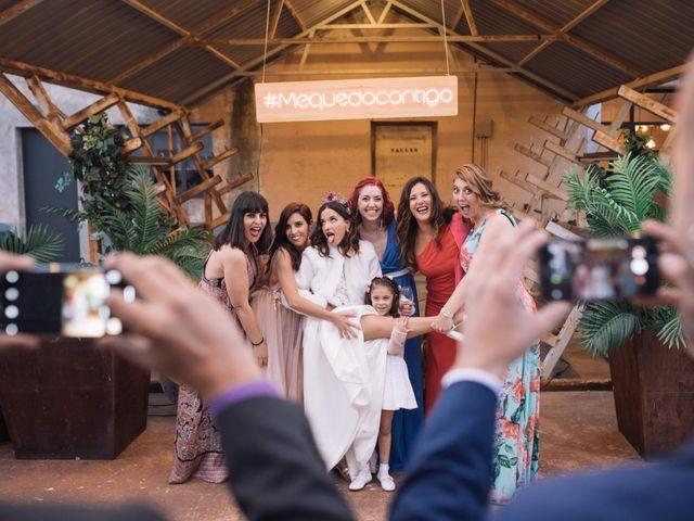 La boda de Fer y Laura en Otero De Herreros, Segovia 116