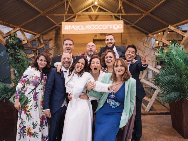 La boda de Fer y Laura en Otero De Herreros, Segovia 117