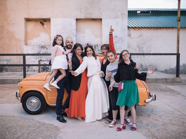La boda de Fer y Laura en Otero De Herreros, Segovia 118