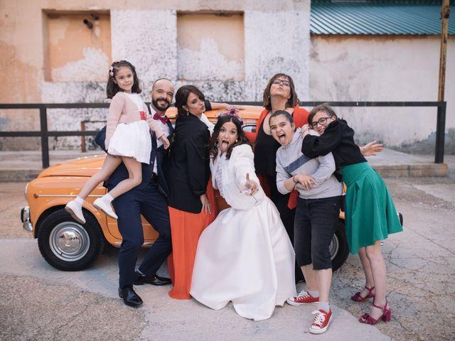 La boda de Fer y Laura en Otero De Herreros, Segovia 119