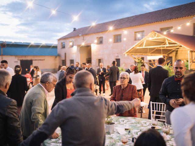 La boda de Fer y Laura en Otero De Herreros, Segovia 121