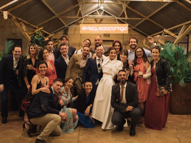 La boda de Fer y Laura en Otero De Herreros, Segovia 127