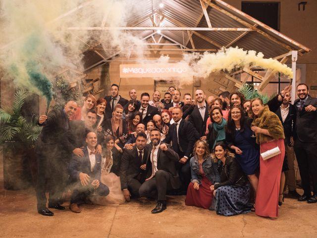 La boda de Fer y Laura en Otero De Herreros, Segovia 129