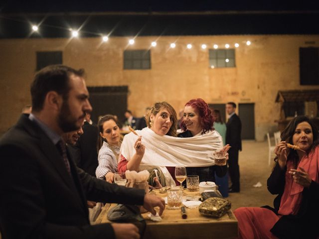 La boda de Fer y Laura en Otero De Herreros, Segovia 133