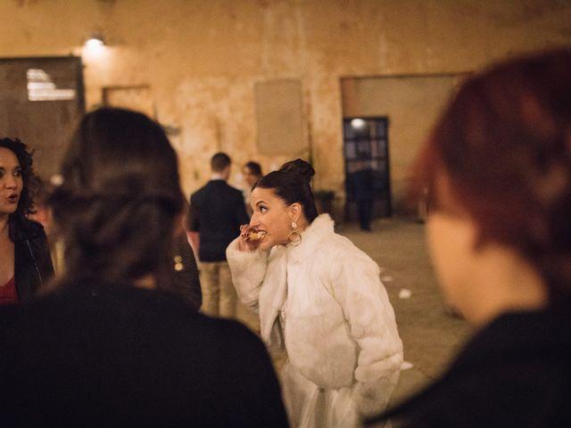 La boda de Fer y Laura en Otero De Herreros, Segovia 134