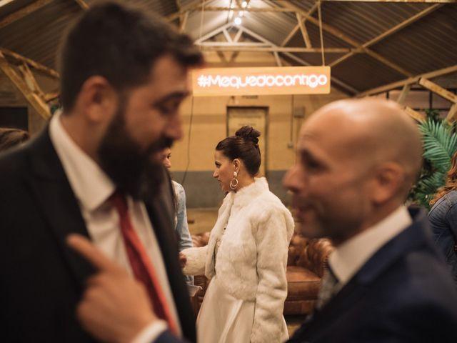 La boda de Fer y Laura en Otero De Herreros, Segovia 135