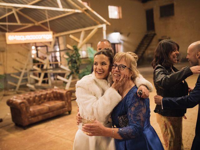 La boda de Fer y Laura en Otero De Herreros, Segovia 136