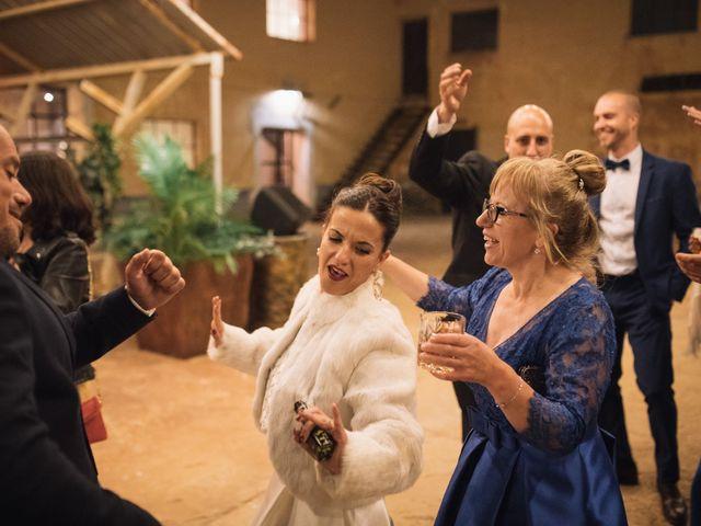 La boda de Fer y Laura en Otero De Herreros, Segovia 137