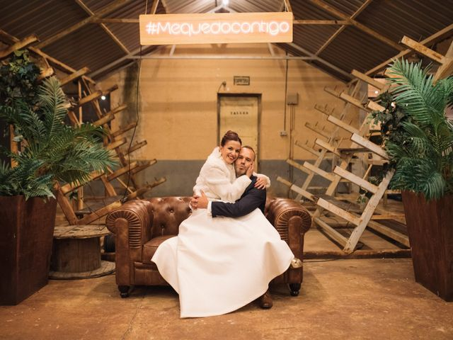 La boda de Fer y Laura en Otero De Herreros, Segovia 139