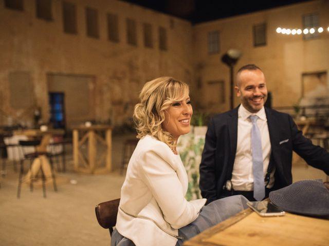 La boda de Fer y Laura en Otero De Herreros, Segovia 140