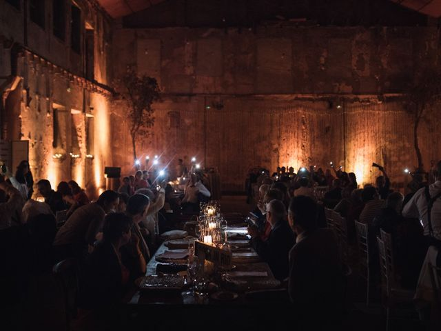 La boda de Fer y Laura en Otero De Herreros, Segovia 142
