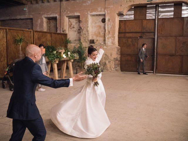 La boda de Fer y Laura en Otero De Herreros, Segovia 143