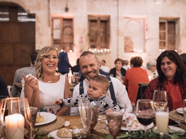La boda de Fer y Laura en Otero De Herreros, Segovia 146
