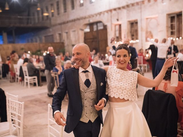 La boda de Fer y Laura en Otero De Herreros, Segovia 147