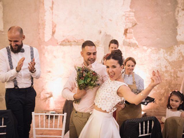 La boda de Fer y Laura en Otero De Herreros, Segovia 150