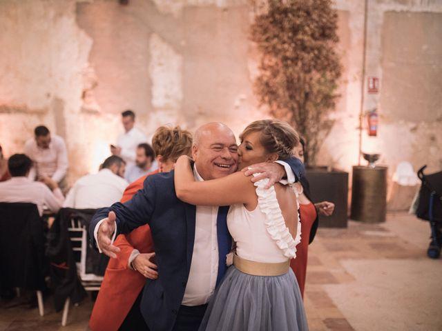 La boda de Fer y Laura en Otero De Herreros, Segovia 154