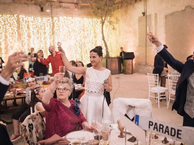 La boda de Fer y Laura en Otero De Herreros, Segovia 156