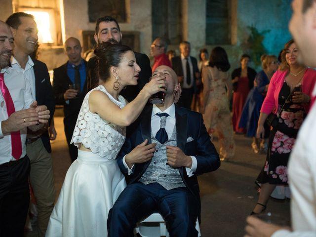 La boda de Fer y Laura en Otero De Herreros, Segovia 163