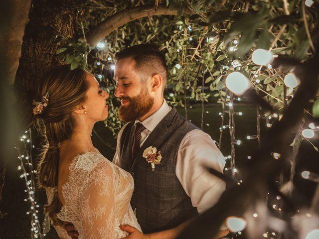 La boda de Andrea y Silviu en Burriana, Castellón 4